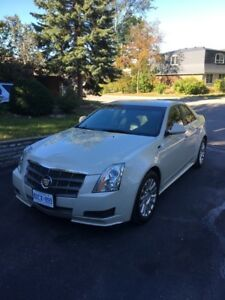 Immaculate low mileage 2011 Cadillac CTS Sedan