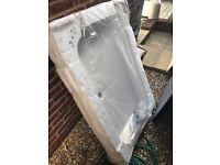 Rectangular Stone Resin Shower Tray 1200 x 760