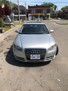 FOR SALE - 2006 AUDI A4 2.0T QUATTRO