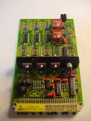 Man Roland 300 700 900  Printing Press Circuit Board - A 37v 1080 70