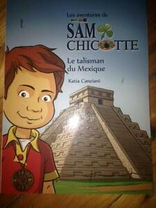 Sam Chicotte- Le talisman du Mexique