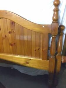 F38028 Timber Pine Queen Size Bed Frame Mount Barker Mount Barker Area Preview