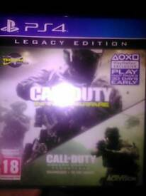 Call of duty infinate warfare only