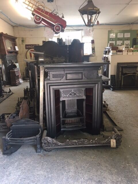 CLEARANCE SALE ANTIQUE FIREPLACES AND DOORS FOR SALE