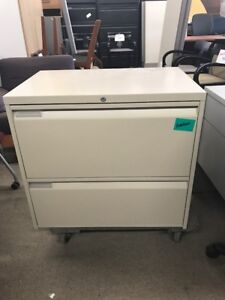 Teknion 2 High Lateral Files(USED)!