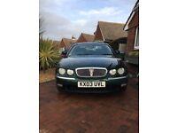 Rover 75 Club CDT Auto 2.0l Diesel (BMW Engine)