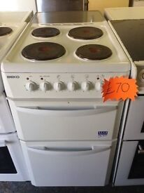 Guaranteed Beko Freestanding Cooker - Delivery Available