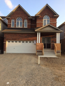 Brand New Detached home available for Rent in Cambridge