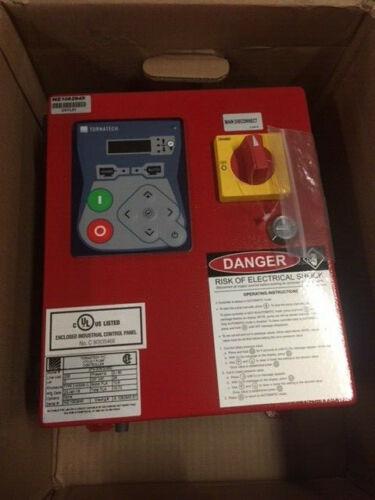 Tornatech Model JP3 Jockey Pump Controller for Fire Sprinkler System 480/3/60