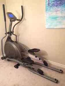 Vision Fitness X6100 Durable Elliptical Trainer Like New