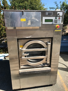 MAYTAG FRONT LOADING MFS50PNFVS COMMERCIAL 50 LB COIN WASHER