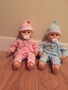 Melissa and Doug Twin Dolls
