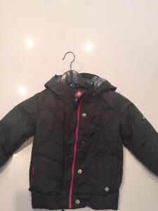 Girls Colombia Omniheat winter jacket-4/5T