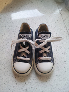Converse All Star Kids Shoes Size 10