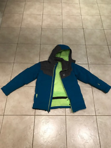Youth boys size 16 Spyder Winter coat