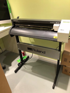 NEW NEW - Roland GS 24 Vinyl Cutter