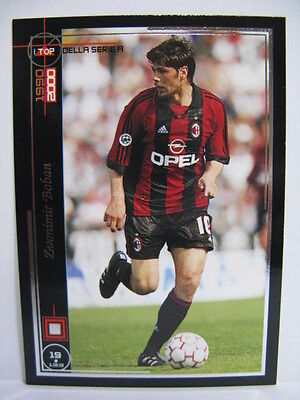 Panini Serie A 1990-2000 019 Zvonimir Boban Milan Croatia for sale  Shipping to South Africa