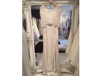 Jenny Packham Wedding dress - Bardot size 12 (sample dress), stunning and unaltered