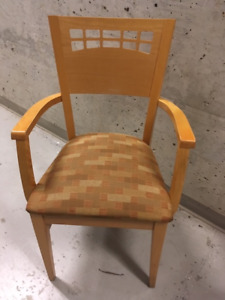 Dinette / Dining Room Chairs, Great Condition