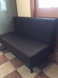 Bench seating