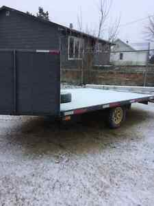 3 Snowmobiles and 2 place trailer starting at $1700.00 Regina Regina Area image 2