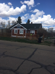 House on 4 commercial land for sale in Bassano, Alberta