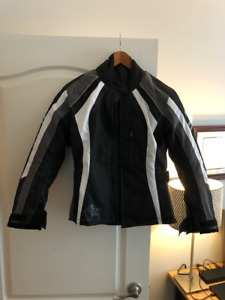 Woman's Motorcycle Jacket (SMALL)