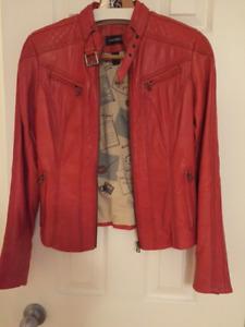 Danier leather jacket sz XXS