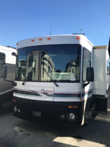 2002 ITASCA 32TD 300HP CLASS A DIESEL PUSHER MOTORHOME