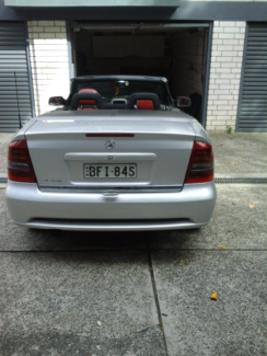 Astra convertible for sale  Sydney City Inner Sydney Preview