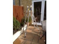 COMBINATION STEPLADDER