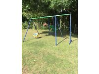 FREE Childrens Climbing Frame