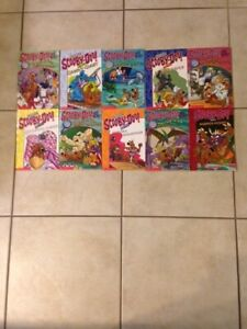 Scooby-Doo Chapter Book Set for sale