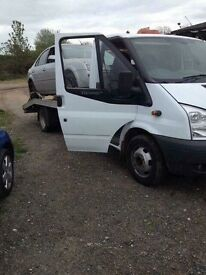 We buy all scrap cars and vans any age or condition same day collection service