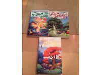 3 X Enid Blyton story/ adventure books