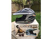 Mountain Bike/ Motocross Full Face Helmet