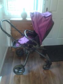 MAMA AND PAPAS MYLO STROLLER GOOD CONDITION BARGAIN AT £25