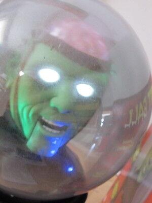 GEMMY MONSTER CRYTAL SPIRIT BALL ANIMATED ANIMATRONIC HALLOWEEN PROP