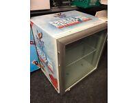Parrot Bay /Smirnoff Pouch freezer Small display freezer single door