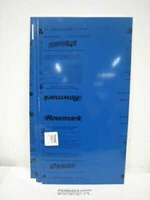 Rowmark 222512 Matte Bluewhite 116 1.5mm 24 X 12 Engraving Plastic Pack Of 10