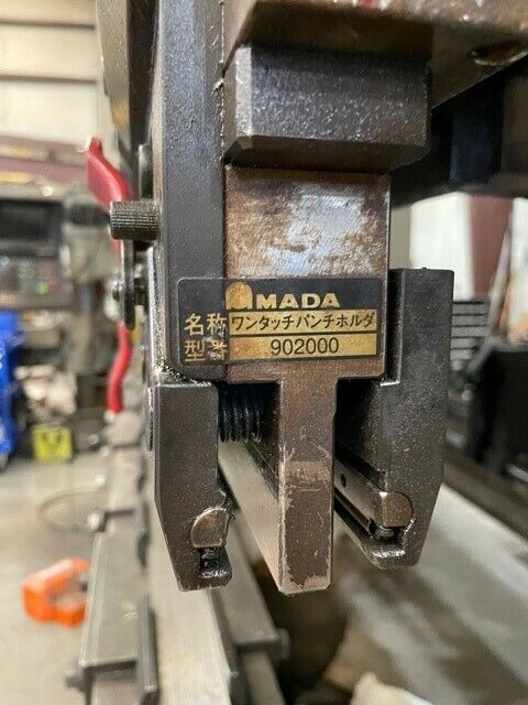 Amada One Touch Punch Holders