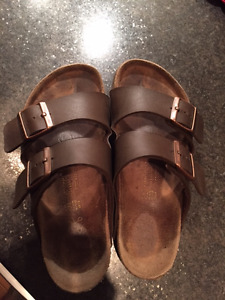 Birkenstocks - Arizona - Brown - 37