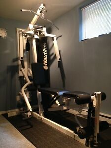 Nautilus NT 924 multi station home gym