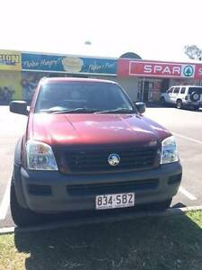 2006 Holden Rodeo space cab Ute Caboolture Caboolture Area Preview