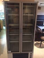 2 Door Commercial Fridge