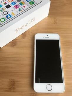 Gold iPhone 5s - Unlocked