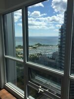 2 Bed+ 2 Bath..Lots of natural light. Close to Highway &downtown