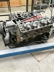 57 Ford  312 Y Block engine ( 2 engines for one price )