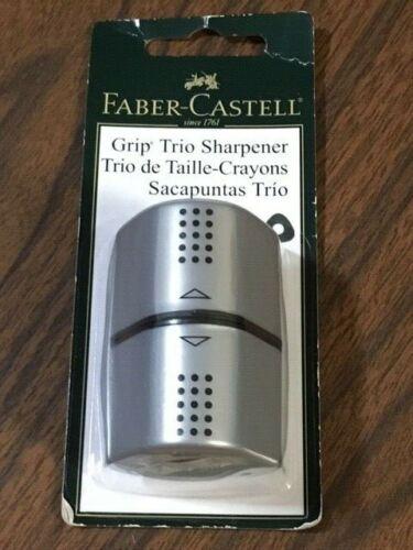 FABER-CASTELL  Grip Trio Sharpener