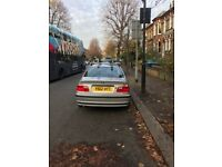 BMW 320d, left hand drive, 2001, low mileage, full BMW service history